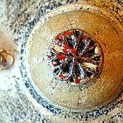 """Посуда ручной работы. Ярмарка Мастеров - ручная работа Чайник """"Голубая лагуна"""". Handmade."""