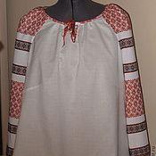 """Одежда ручной работы. Ярмарка Мастеров - ручная работа Блуза """"Фольклор"""". Handmade."""