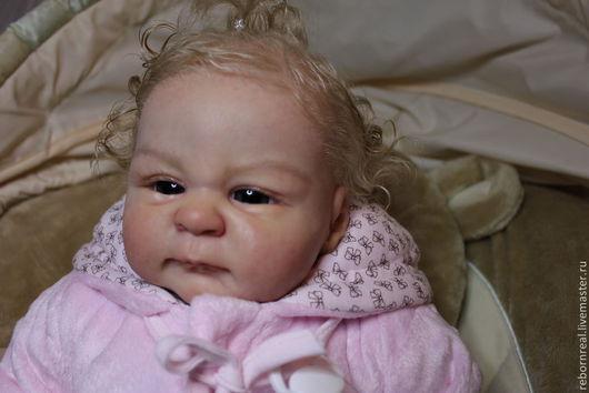 Куклы-младенцы и reborn ручной работы. Ярмарка Мастеров - ручная работа. Купить SERAPHINA 5. Handmade. Реборн, куклы