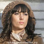 Аксессуары handmade. Livemaster - original item Knitted beret