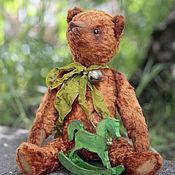 Куклы и игрушки ручной работы. Ярмарка Мастеров - ручная работа Мишка Федя. Handmade.