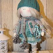 """Куклы и пупсы ручной работы. Ярмарка Мастеров - ручная работа Интерьерная кукла """"Вивьен"""". Handmade."""