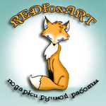 REDfoxART - Ярмарка Мастеров - ручная работа, handmade