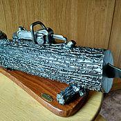 """Сувениры и подарки ручной работы. Ярмарка Мастеров - ручная работа Минибар """"Привал лесоруба"""". Handmade."""