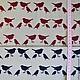"""Шитье ручной работы. 75х50см. Лён для творчества """"Птицы"""" (Корея). 'Рукоделочка' (Polina-Polli). Интернет-магазин Ярмарка Мастеров."""