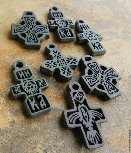 Обереги, талисманы, амулеты ручной работы. Ярмарка Мастеров - ручная работа. Купить Нательные кресты. Handmade. Крест, оберег