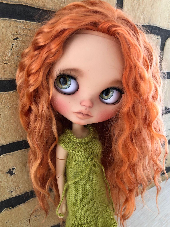 Кукла Блайз кастом , шарнирное тело , Шарнирная кукла, Калининград,  Фото №1