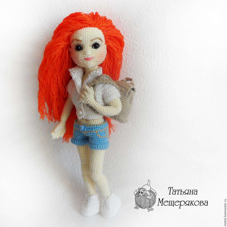 Трикотажные куклы мастер класс