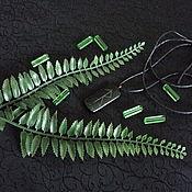 Фен-шуй и эзотерика handmade. Livemaster - original item Amulet the achievement of the goal (at aventurine).. Handmade.
