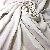 Материалы для творчества handmade. Livemaster - original item Crepe Georges Versace. Handmade.