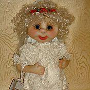Куклы и игрушки ручной работы. Ярмарка Мастеров - ручная работа Ангел в каждый дом. Handmade.