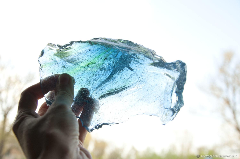 Как сделать камни из стекла 368