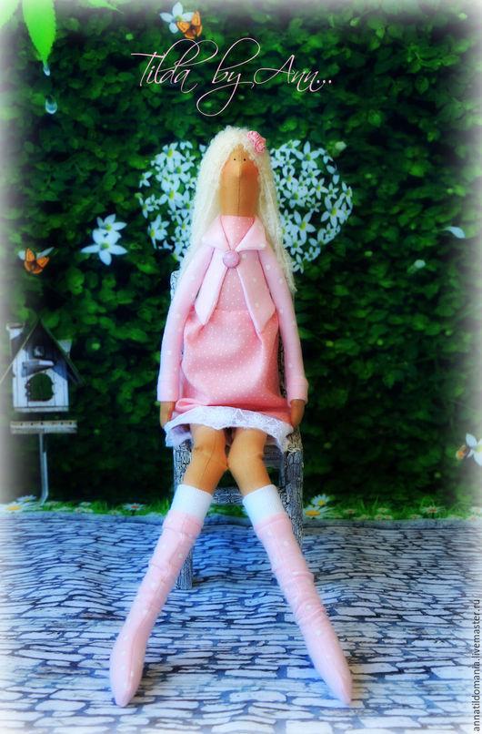 Куклы Тильды ручной работы. Ярмарка Мастеров - ручная работа. Купить Куклы тильда. Handmade. Комбинированный, холлофайбер