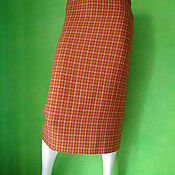 Skirts handmade. Livemaster - original item The skirt is made of wool. Handmade.