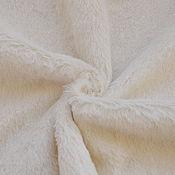 Материалы для творчества ручной работы. Ярмарка Мастеров - ручная работа Белая альпака 14 мм для мишек тедди. Handmade.