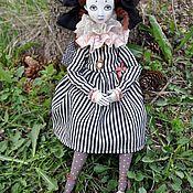 Куклы и игрушки ручной работы. Ярмарка Мастеров - ручная работа Алиса. Подвижная кукла.. Handmade.