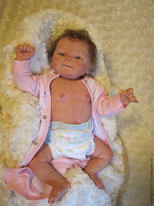 Куклы-младенцы и reborn ручной работы. Ярмарка Мастеров - ручная работа. Купить Кукла реборн Василина. Handmade. Куклы реборн
