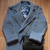 Одежда ручной работы. Ярмарка Мастеров - ручная работа Вязаная куртка. Handmade.