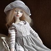 Куклы и игрушки ручной работы. Ярмарка Мастеров - ручная работа Авторская  коллекционная кукла Софи. Handmade.