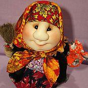 Куклы и игрушки ручной работы. Ярмарка Мастеров - ручная работа Бабулечка-Ягулечка. Handmade.