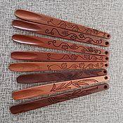 Для дома и интерьера handmade. Livemaster - original item Shoe spoon, shoe spoon.. Handmade.