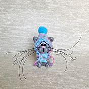 Куклы и игрушки handmade. Livemaster - original item Little kitty. Handmade.