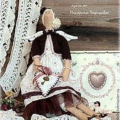 Куклы и игрушки ручной работы. Ярмарка Мастеров - ручная работа Ангел вдохновения Ева.. Handmade.