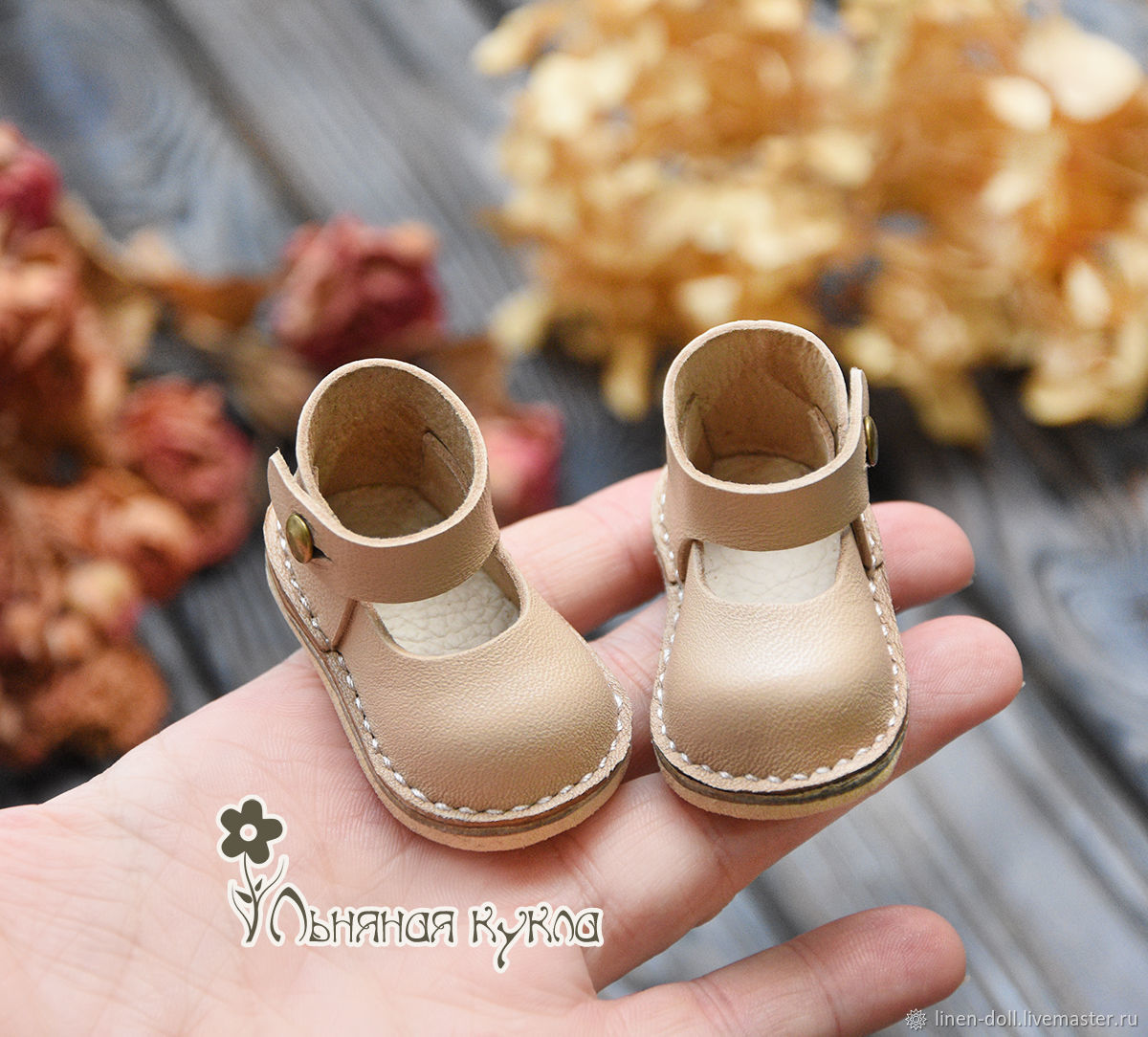 Туфельки для кукол, Одежда для кукол, Краснодар,  Фото №1