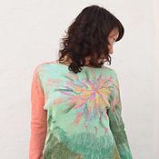 Одежда handmade. Livemaster - original item Jumper felted