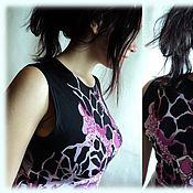 """Одежда ручной работы. Ярмарка Мастеров - ручная работа платье """"Мелодии цветов"""". Handmade."""