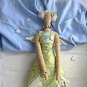 """Куклы и игрушки ручной работы. Ярмарка Мастеров - ручная работа Тильда """"Летний полдень"""". Handmade."""