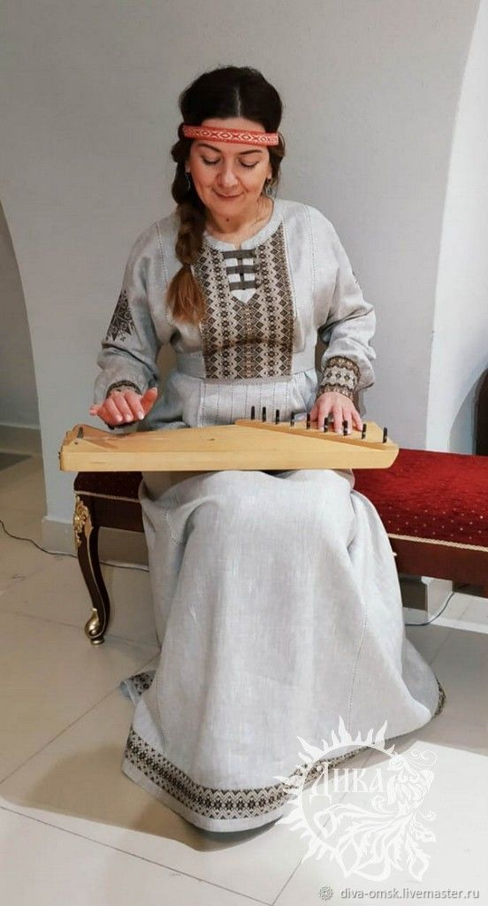 Dress Slavic ' Princess', Dresses, Omsk,  Фото №1
