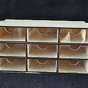 Органайзеры ручной работы. Ярмарка Мастеров - ручная работа Модульный органайзер №3. Handmade.
