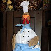 Для дома и интерьера ручной работы. Ярмарка Мастеров - ручная работа КОК  пакетница. Handmade.