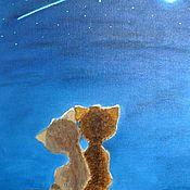 Оберег ручной работы. Ярмарка Мастеров - ручная работа Картина- ГАРМОНИЗАЦИЯ -энергетическая картина. Handmade.