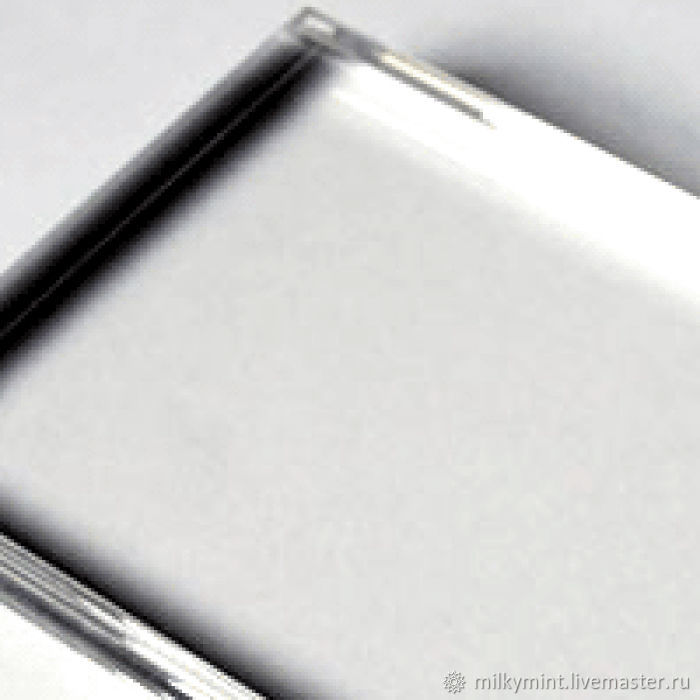 Акриловый блок 15х25 см для штампов (штампинг, скрапбукинг), Инструменты для скрапбукинга, Москва,  Фото №1