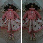Куклы и игрушки ручной работы. Ярмарка Мастеров - ручная работа Цветочная феечка Розалия. Handmade.