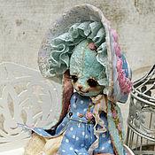 """Куклы и игрушки ручной работы. Ярмарка Мастеров - ручная работа Плюшевая зайка """"Ульяна"""". Handmade."""