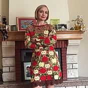 """Одежда ручной работы. Ярмарка Мастеров - ручная работа Платье """"Ева"""". Handmade."""