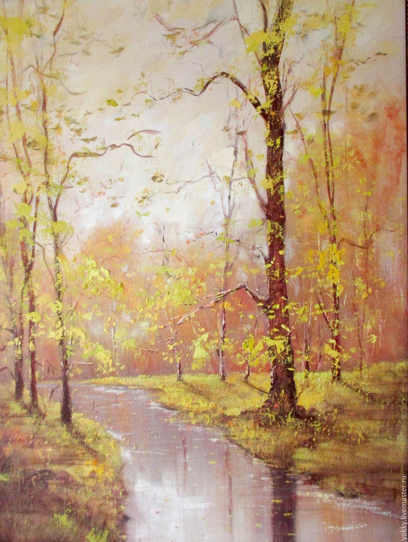 Картинки осеннего утра прозрачные
