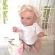Коллекционные куклы ручной работы. Заказать Наташенька и Сашенька. 'Куклы для души'  Егоровой Елены. Ярмарка Мастеров. Коллекционная кукла