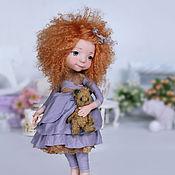 """Куклы и игрушки ручной работы. Ярмарка Мастеров - ручная работа Коллекционная кукла """"Лисса"""". Handmade."""