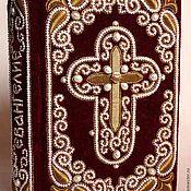 Подарки к праздникам ручной работы. Ярмарка Мастеров - ручная работа Святое евангелие. Handmade.