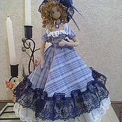Куклы и игрушки ручной работы. Ярмарка Мастеров - ручная работа Кукла Карина. Handmade.