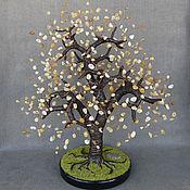 Цветы и флористика handmade. Livemaster - original item Wood from natural opal. Handmade.