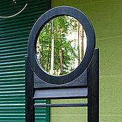 Для дома и интерьера ручной работы. Ярмарка Мастеров - ручная работа Стойка с зеркалом. Handmade.