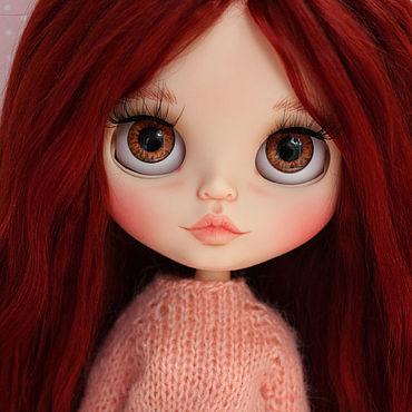 Куклы и игрушки ручной работы. Ярмарка Мастеров - ручная работа Кукла Блайз Blythe Doll. Handmade.