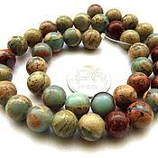 Материалы для творчества ручной работы. Ярмарка Мастеров - ручная работа Хризоколла 39 камней 16 камней набор зеленый бусины натуральный. Handmade.