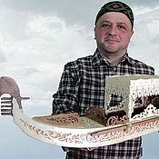 Сувениры и подарки ручной работы. Ярмарка Мастеров - ручная работа Венецианская гондола. Handmade.