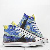 Высокие кеды Converse «Милая смерть» – купить в интернет-магазине на ... 2e0fc1d0c11ab